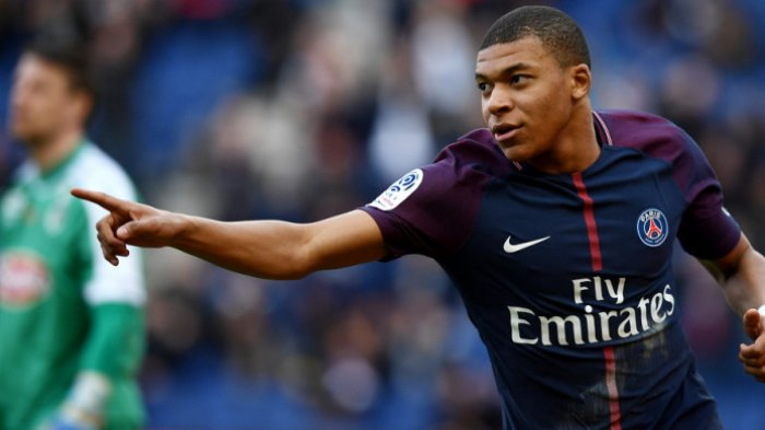 Mbappe Striker Terbaik Prancis Saat Ini