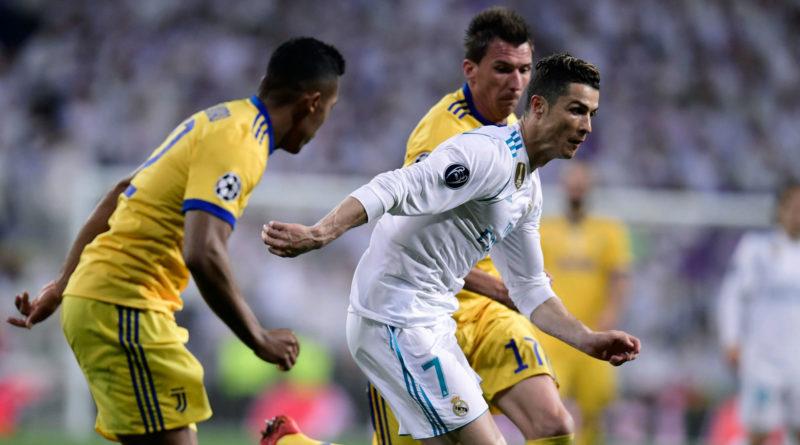 Rumor Ronaldo Pindah Ke Juventus