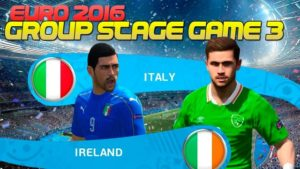 Prediksi Italia vs Republik Irlandia 23 Juni 2016